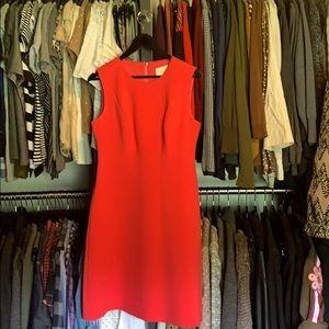 Kate spade size 6 coral dress NWOT